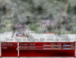 Broken Reality RPG screenshot 3