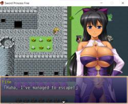 Sword Princess FINE screenshot 5