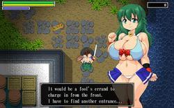 Juuyoku no Jousai, the Fortress of Carnal Lust screenshot 1