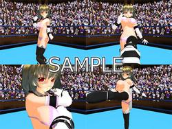Ultimate Fighting Girl screenshot 1