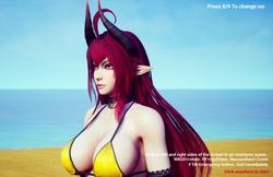 Daemon Girl vs. Dildo Ball screenshot 1