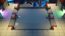 Cyberpink: Tactics screenshot 1