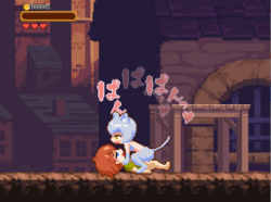 Super Mamono Sisters screenshot 2