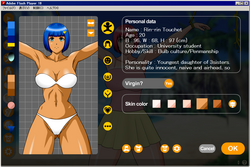 Touch The Girl! screenshot 5