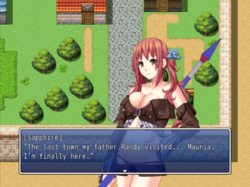 Monster Hunter Sapphire screenshot 1