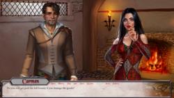 Sanguine Rose screenshot 2