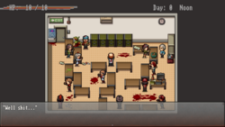 Zombabes screenshot 1