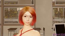 Virtual Girl: Classroom screenshot 4