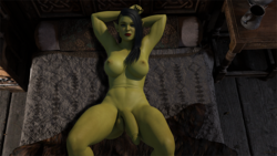 Orc's Quest: A dick girl's tale screenshot 14