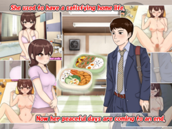 Coercion of a Devoted Wife ~A Married Woman's Womb Filled to Pregnancy screenshot 3