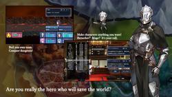 Disaster Dragon x Girls from Different Worlds screenshot 5