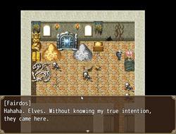 The Raped Knight of Silveria screenshot 2