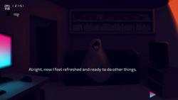 !Ω Factorial Omega: My Dystopian Robot Girlfriend screenshot 1