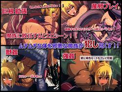 Rina Quest ~I Am Become A Bikini Warrior!?~ screenshot 0