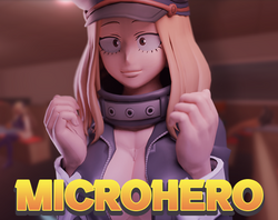 Micro Hero screenshot 0