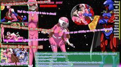 The Shameless Squadron Pink Woman screenshot 3