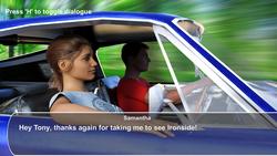 A Ride With Tony screenshot 0