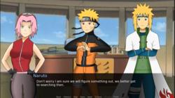 Naruto Shippuden Reverse World screenshot 3