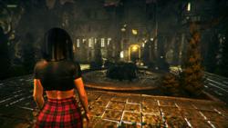 Girl Halloween screenshot 2