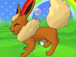 Tay Ferret's Pokémon-Amie screenshot 2