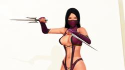 Naughty Lyanna screenshot 1