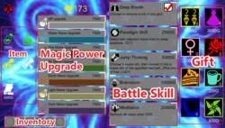 Magic Girls-Token Academy Simulated Battle screenshot 11