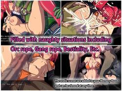 Hunter Quest ~Aina's Arduous Tale~ screenshot 2