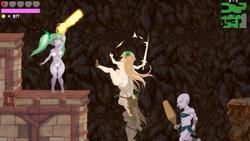 Lillian's Adventure -The Sage's Tower and the Great Cave Labyrinth- screenshot 4
