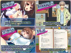 KANADE and the Ecchi Worklife screenshot 1