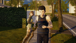 Protagonist screenshot 2