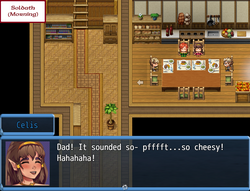 Henteria Chronicles Chap.2 : The Law of the Tribe screenshot 2