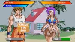 Dragon Girl X Rework screenshot 20