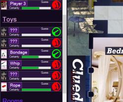 Cluedo Intercouse - Who is the key? screenshot 5
