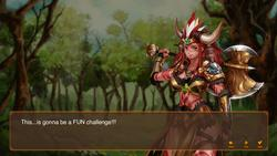 Love n' War: Warlord by Chance screenshot 3