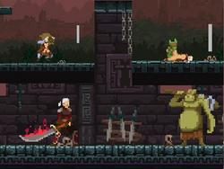 Run Away From Monsters screenshot 2