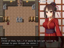 Kunoichi Botan screenshot 3