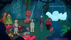 Leisure Suit Larry - Wet Dreams Dry Twice screenshot 5