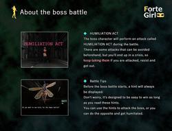 Forte Girl (English Version) screenshot 5