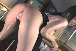 Game of Dissolute OMEGA 2 (Umemaro 3D) screenshot 5