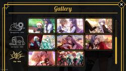 Perfect Gold - Lesbian Visual Novel screenshot 8