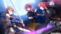Kenseiki Alpha Ride (Eternal) screenshot 11