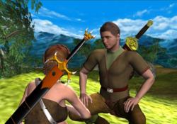 Giles' Journey screenshot 0