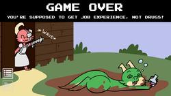 Jobbold: A Resume Building Simulator screenshot 4
