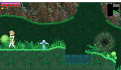 Lillian's Adventure -The Sage's Tower and the Great Cave Labyrinth- screenshot 8