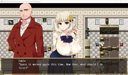The Busty Elf Wife and the Premature Ejaculator ~Hypno-NTR Peeking~ screenshot 11
