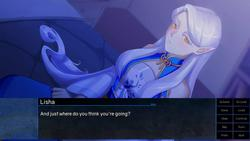 Sable's Grimoire: Man And Elf screenshot 3