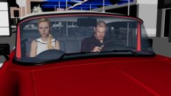 Blood In The Circuit screenshot 1