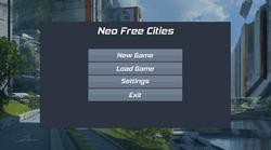 Neo Free Cities screenshot 0