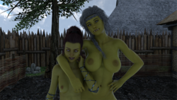 Orc's Quest: A dick girl's tale screenshot 5