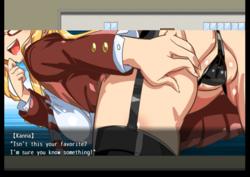 Kanna Nozaki's Erotic Troubles ~Case Closed with sex!~ screenshot 0